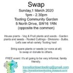Seed and Plant Swap at TCG