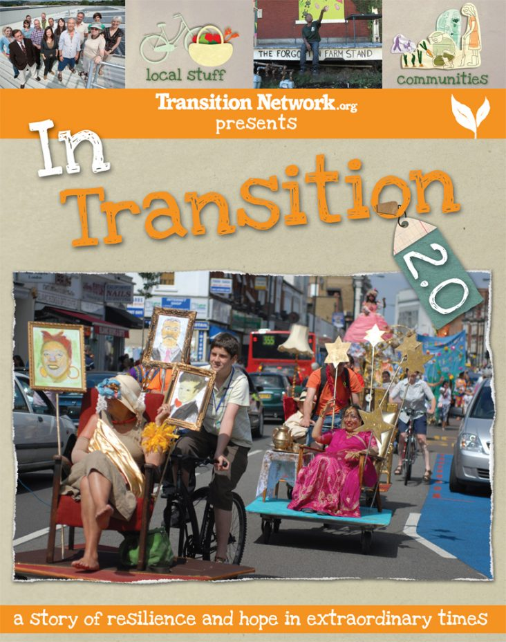 In Transition Movie poster