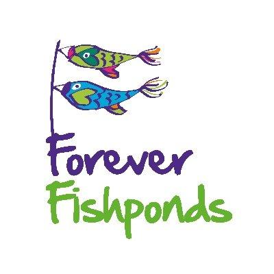 Fishponds Forever logo
