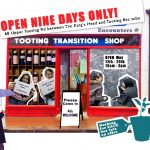 Tooting Transition Shop 2012