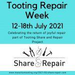 Tooting's first ever Repair Week!